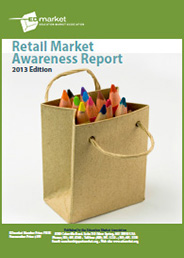 2013 EDmarket Retail Market Awareness Study